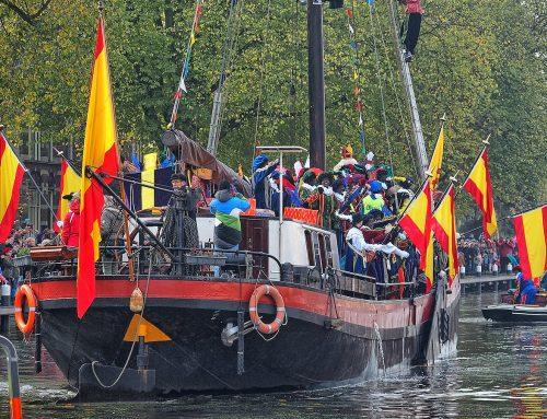 Traditions autour de Saint Nicolas aux Pays-bas, en Flandre et en Wallonie.