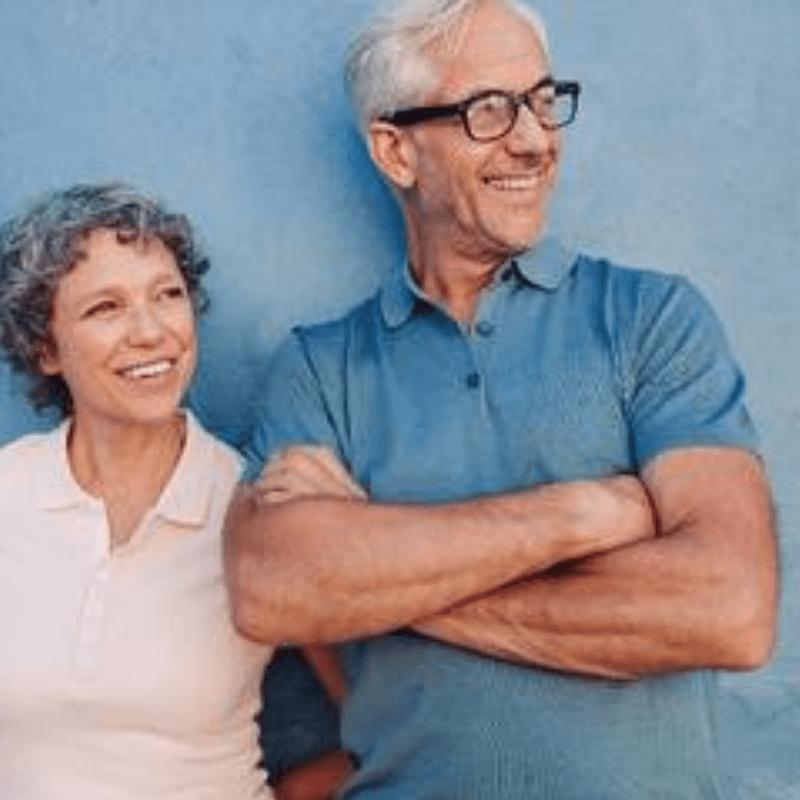 Cours de langues pour adultes en couple