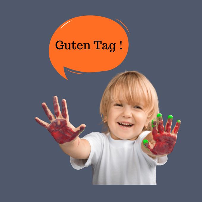 cours de langues allemand enfants dès 4 ans après l'école formation en langues