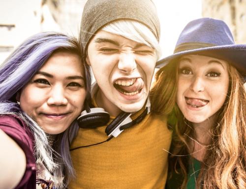 Expressions des jeunes sur internet