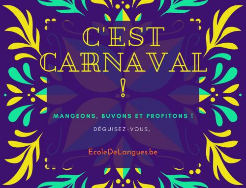 Les origines de nos fêtes de Carnaval