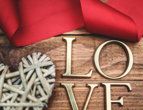St-Valentin, expressions sur l'amour