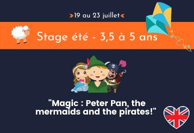 Stage langues pour enfants