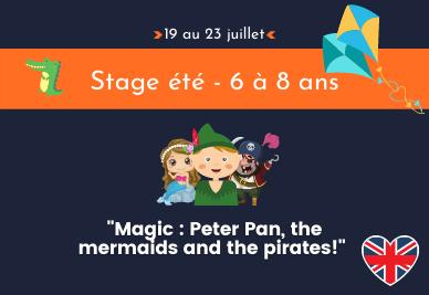 Stage langues pour enfants Louvain-la-neuve